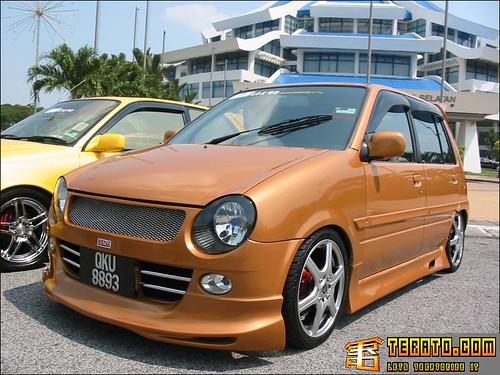 Perodua Kancil / Daihatsu Mira Photo Shots ~ Car Enthusiast: Car ...