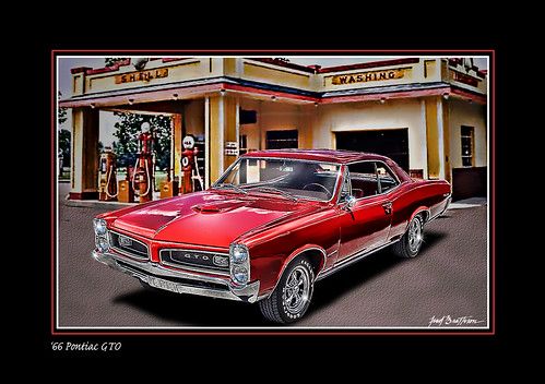 1966-Pontiac-GTO (by MidnightOil1)