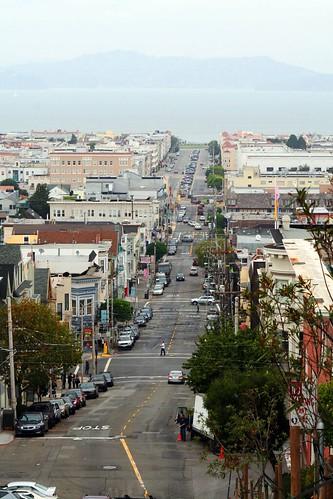 Cuestecita en San Francisco