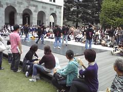 Tokyo Tech Festival - Dancing