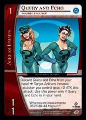 Missy Nygma (Edward nygma1) Tags: woman echo missy riddler query hench nygma