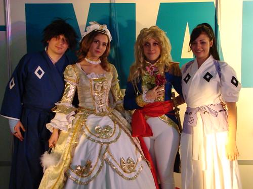 Las Ganadoras del World COsplay Summit, en Flickr