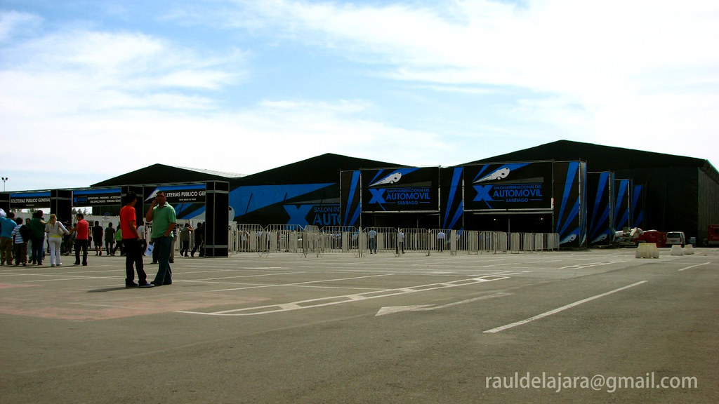 X Salon del Automovil ANAC Santiago de Chile