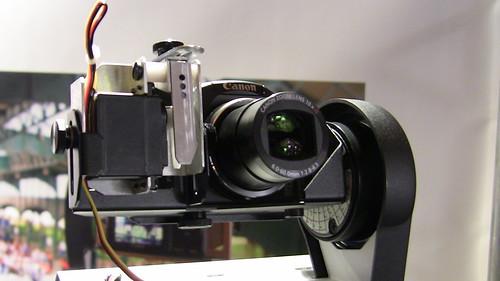 Gigapan imager