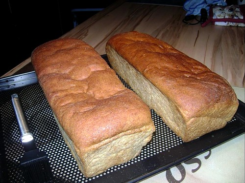 Cascabel's Buttermilk Bread - a little twisted