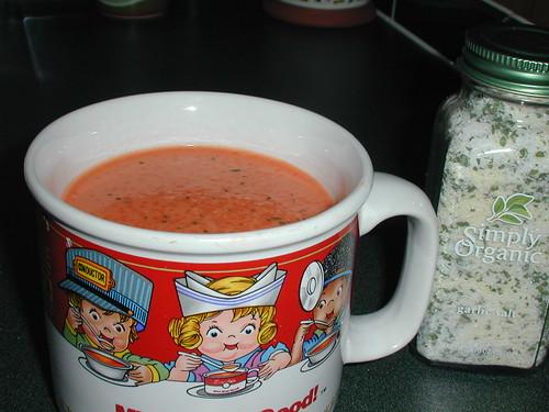With Garlic Salt
