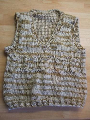 Baby Owlet vest