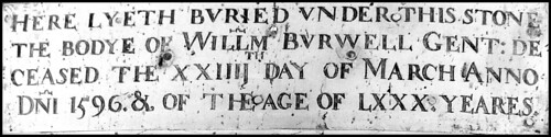 William Burwell