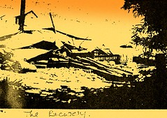 15 QUETTA'S  BREWERY IN RUINS 1935 earthquake (quettabalochistan) Tags: pakistan earthquake colonial brewery british raj 1935 murree quetta balochistan kerani quettas