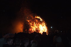 Brockham Bonfire 2008 #19