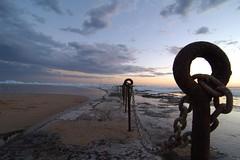 Tokina 11-16mm f2.8 Lens Test (Bluemonkey08) Tags: sunset beach newcastle coast nikon d70 australia wideangle tokina nsw atxpro tokina1116mm atxnikon