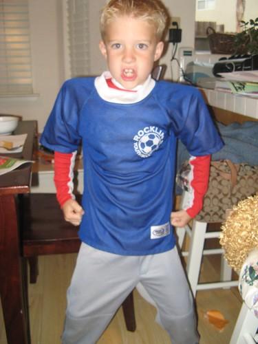 football star?