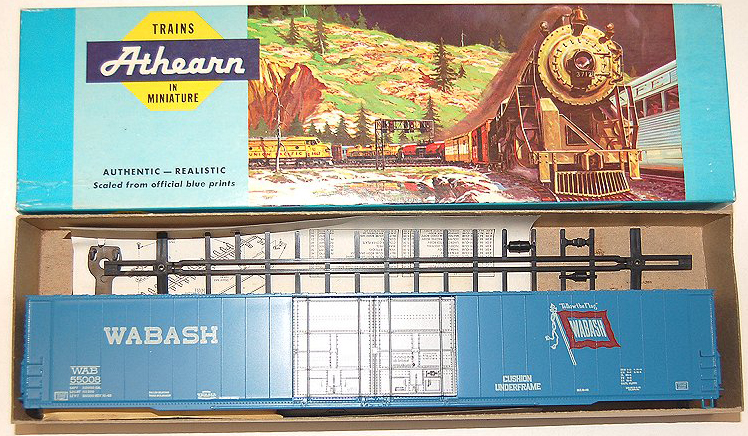 Athearn High Cube Box Car