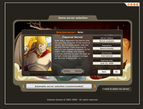 Dofus-game_4-serverinfo by Narisa