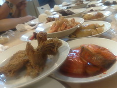 Road Trip 2: Jakarta Day 9, Nasi Padang lunch!