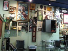 Ignition Tattoo Shop (BaronessEast) Tags: portrait color tattoo ink zombie nikko realism ignition
