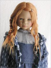 Jella (MiriamBJDolls) Tags: 2004 doll vinyl limitededition jella annettehimstedt himstedtkinder