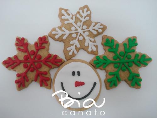 Biscoitos de natal