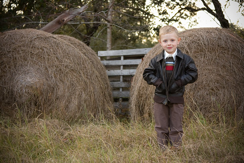 By the Haybales