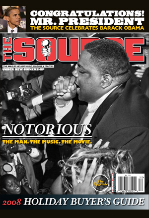 the source magazine notorious big cover