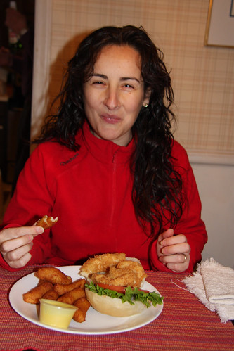 Marga and her hushpuppies