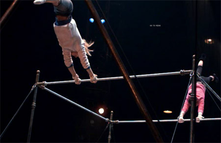 Uniqlo+Cirque Du Soleil