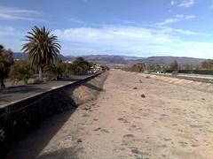 Gran Canaria - Barranco de Maspalomas