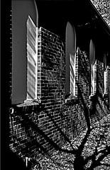 [!!!] (dart1007) Tags: blackandwhite bw monochrome contrast blackwhite shadows bricks gray gimp bn pale retro grayscale cubism blueribbonwinner whitershadeofpale shadesofgray supershot mywinners canon400d platinumphoto anawesomeshot theunforgettablepictures goldstaraward dragongold