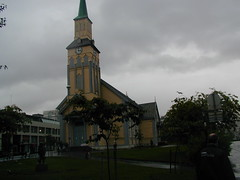 Church at Tromso