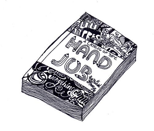 HandJobBookDrawing