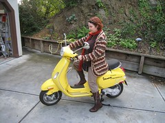 The Vespa That Wasn't to Be. *SOB*