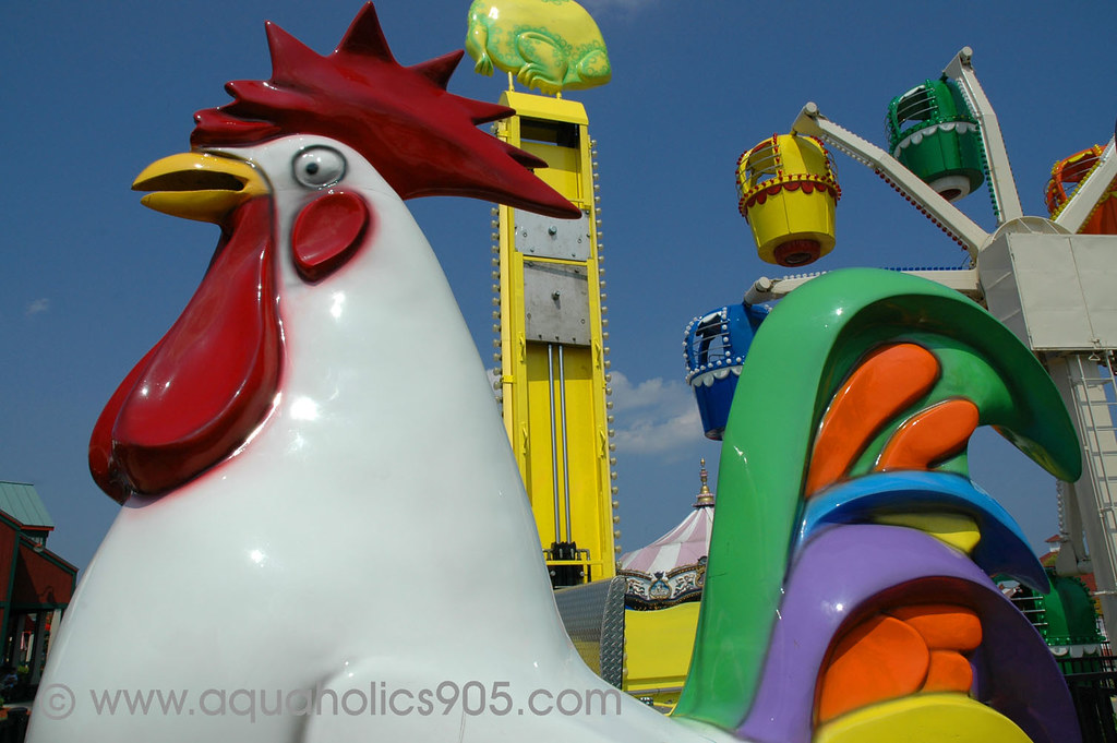 Broadway Chicken