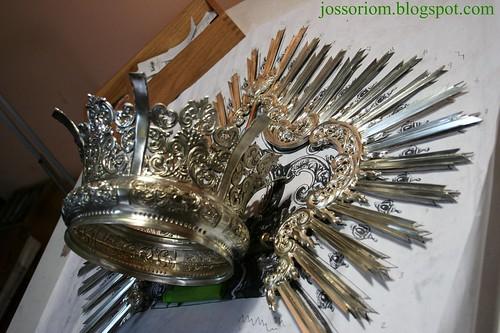Corona de Ntra. Sra. de los Dolores en su Amparo y Misericordia.