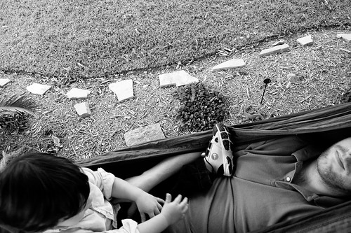bw hammocking