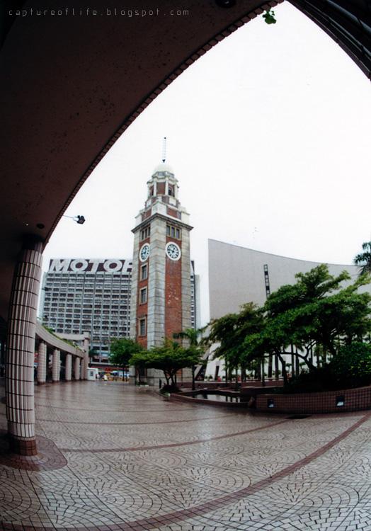 差不多十年前的香港...