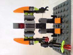 Maelstrom Mech (Kingmarshy) Tags: lego universe mech maelstrom moc