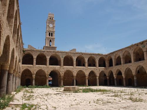 Acre (Akko) - Caravanserai