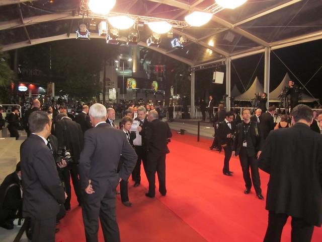 """DRIVE"" Red Carpet, 64th Annual Cannes Film Festival"