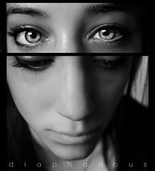 diaphanous (Claudia Colombo___) Tags: eye eyes occhi sguardo occhio malinconia trasparente chiaro diafano diphanous