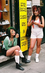 "Local Colour (Anthony Cronin) Tags: ireland dublin green film st analog 35mm day patrick ishootfilm celtic stpatrick apug shamrock stpatricksday nikonf80 saintpatricksday paddysday march17 march17th kissmeimirish dubliners 2011 dublinstreet patrick's dublinstreets ©allrightsreserved ""saint ireland"" dublinlife streetsofdublin irishphotography patricksdayparade lifeindublin vftw irishstreetphotography 50mmf14dnikkor dublinstreetphotography streetphotographydublin anthonycronin livingindublin insidedublin livinginireland streetphotographyireland expiredfujicolor200 fujicolor200superia tpastreet 031711 03172011 17032011 170311 photangoirl"