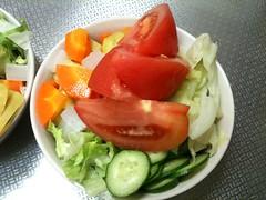 朝食サラダ(2011/6/26)