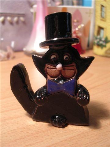 義大利的陶瓷貓1