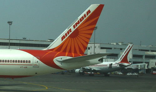 Air India New Livery