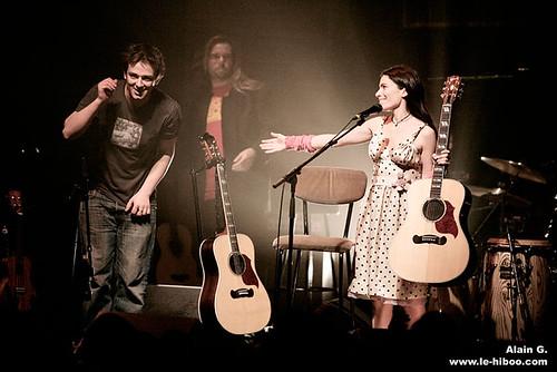 Photos Concerts Live Shot Pictures : Yael Naim @ La Cigale, Paris | 08.04.2008
