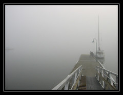 Now What? (Free 2 Be) Tags: ocean sea water weather fog sailing boating 15challengeswinner thechallengegame challengegamewinner beautifulworldchallenges