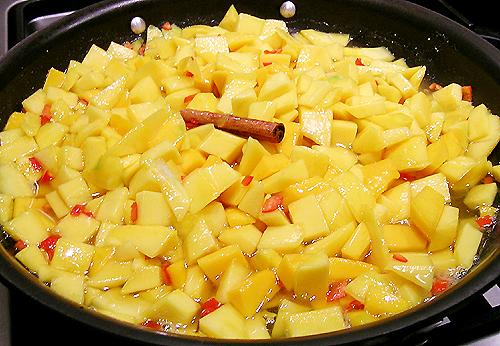 Mango Chutney-080416