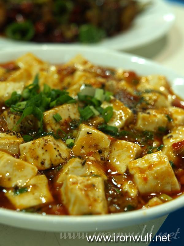 Emeishan Mapo Tofu