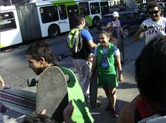 "Pateada Longboard ""Dia de la Tierra"" 20.04.2008 (DH TO THE BONES) Tags: longboard 204 pateda"