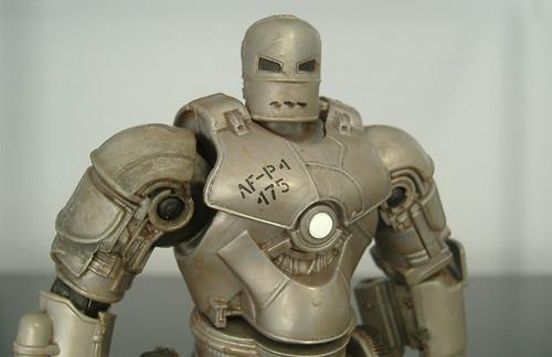 Ironman Mk I Profile