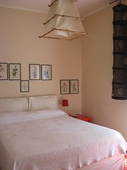 Bedroom ( cris  (searching for testimonials :)) Tags: camera light italy white rome roma blanco bed bedroom italia apartment capitale bianco blanc rom letto luce appartamento artedellafoto